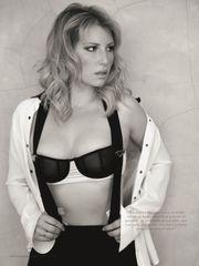 Braless Bella Heathcote nudes (photos)..