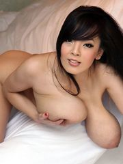 This juicy Chinese has a immense and..