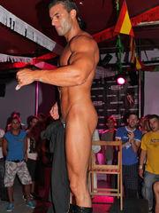 Nude waiter homosexual sex  i..
