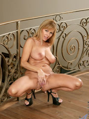 Nicole Moore - Sheer Undergarments