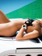 Total SET: Alyssa Arce Naked Leaked..