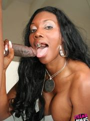Porn industry star Nyomi Banxxx With..