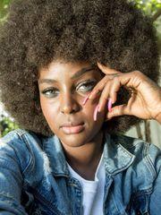 Amara La Negra Reacts to Blackface..