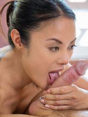 Oriental babe, Kaylani Lei - has..