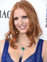 Jessica Chastain  Bosom Pictures