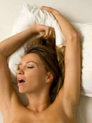 Why do women wail during hookup 18+..