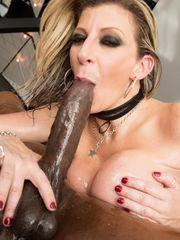 Wife bj black pipe