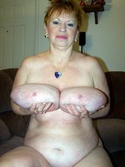 Dissolute grandmothers show petite and..