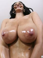 Legendary huge boobs babe Ava Addams..