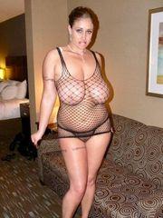 Huge-boobed Eva Notty massive boobs,..