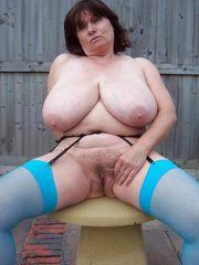 Grandma Big Tits. Big Innate G Tits...