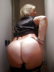 Mother janets phat fat ass in..