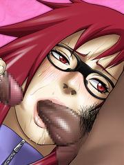 Anime porn de Karin Uzumaki - Poringa!