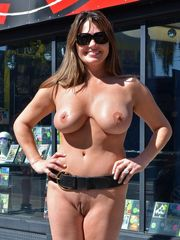 Mature gals nudists which brags of..