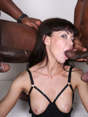Sasha Colibri gets asspounded by..