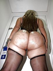 Humungous arses and yam-sized hips -..