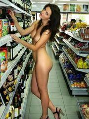 Legitimate exhibitionists! nude..