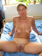 Buxom mature bitches exposing jugs and..
