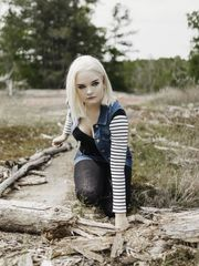 View @Bep.cosplays as Android 18. :..
