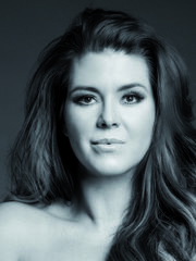 Alicia Machado Bare For PETA PEOPLEcom
