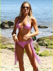 Celebrities in Steaming Bikini: LeAnn..
