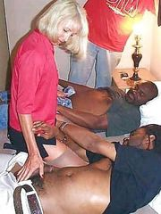 Inexperienced Bi-racial group bang,..