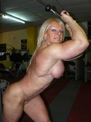 Maryse xxx stroking her fully bare..