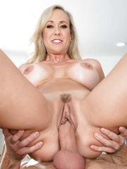 Brandi Enjoy - Making A  On Stepmom -..