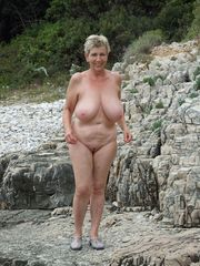 Only naked moms and grandmothers from..