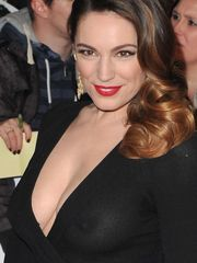 Clamp by PK on Kelly Brook Kelly brook..