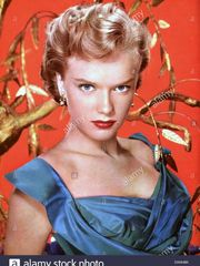 Anne Francis Actress Stock Pics Anne..