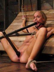 Free dolls in restrain bondage -..