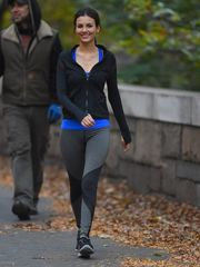 VICTORIA JUSTICE on the Set of Eye..