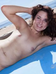 Wooly Nudist Beach Opening up Adult..