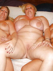 Plumper wifey first-ever all girl - G/g..