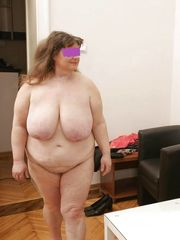 AMATEUR MATURES Grandmothers Plumper..