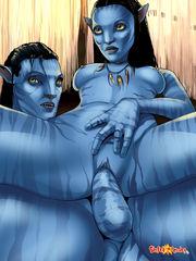 Look alien Porno comics