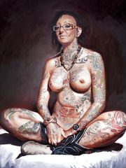 Tatted Warm Honeys - Session 4 - images..