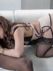 Maddy O'Reilly - Cushion Converse
