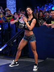 WWE AJ Lee WWE Lady Divas Aj lee..