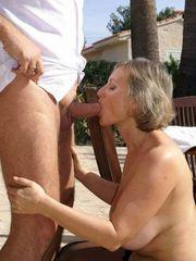 Nasty older nymphs getting sexual..
