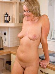 Platinum-blonde red-hot nude soccer..