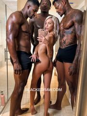 Hime hadn't hoped such steaming group sex