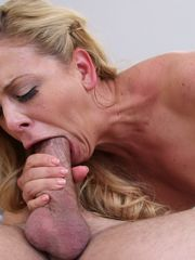 Sensual hd oral videos blondie milf