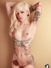 Suicide nymphs naked patho - Excelent..