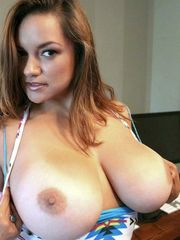 Picture bevy of gigantic titties of..