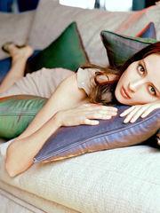 Sexy Supermodel Amy Acker Molten Photos..