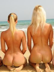 Remarkable, highly caboose naked beach..
