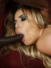 Promiscuous honey Alana Luv takes 2..