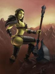Orc thread?..orc thread. -..